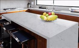 calacutta grey kitchen