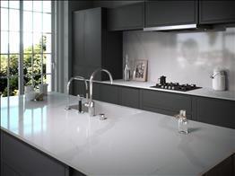 eternal calacatta classic kitchen